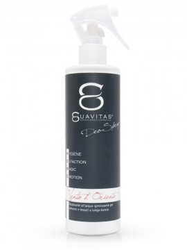 Deodorante per ambiente e tessuti igienizzante Vento d'Oriente Suavitas