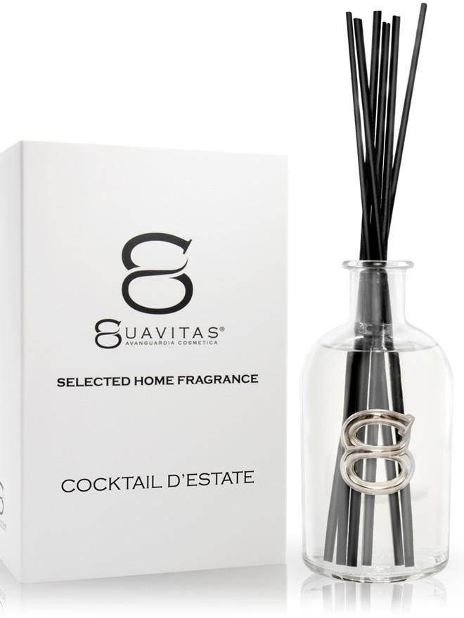 Diffusore Luxury a bacchette Cocktail d'Estate