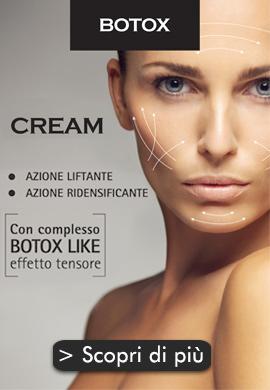 Crema Botox azione liftante